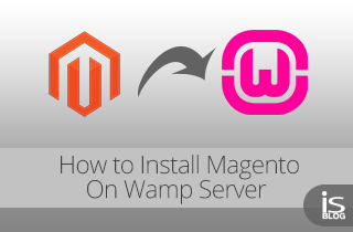 install magento on wamp server localhost