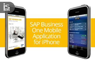 SAP iPhone