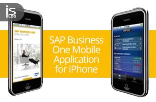 SAP iPhone