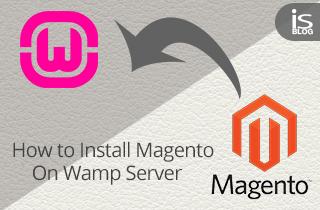 install magento on Wamp