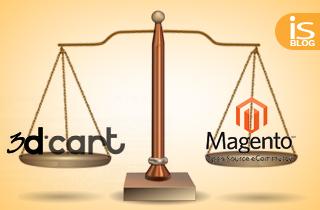 Magento vs 3Dcart