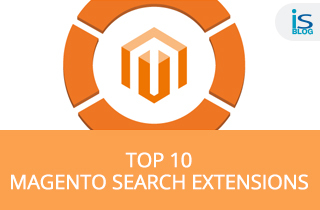 Magento search extension