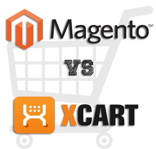 magento vs x cart