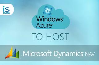 Dynamics NAV 2013 on Windows Azure Cloud