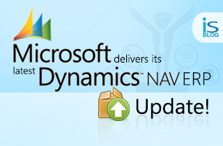 dynamics nav erp update
