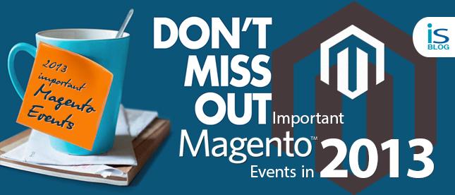 magento events 2013
