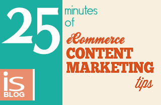 eCommerce Content Marketing Tips