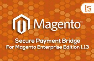 Magento secure payment bridge