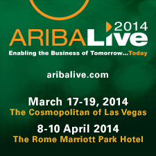 Ariba Live Feature