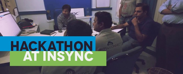 Hackathon #2 at Insync