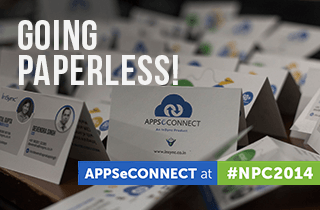 Going Paperless- Appseconnect