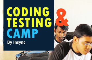 coding and testing camp 2014