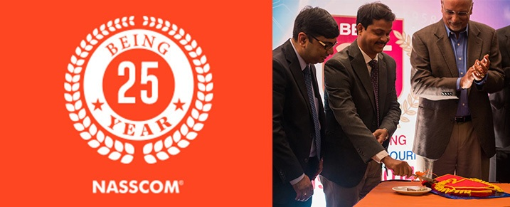 Celebrating the 25 year journey of NASSCOM