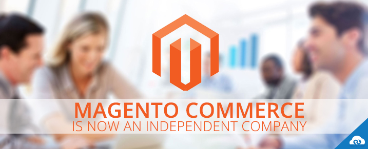 magento an independent company