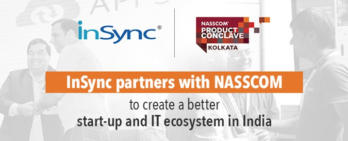 InSync partners with NASSCOM to create a better start-up and IT ecosystem