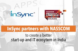 InSync partenrs with NASSCOM