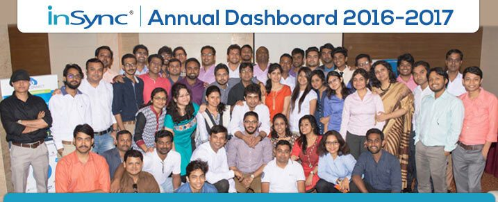 InSync Annual Dashboard 2016-17 Celebrating Success!