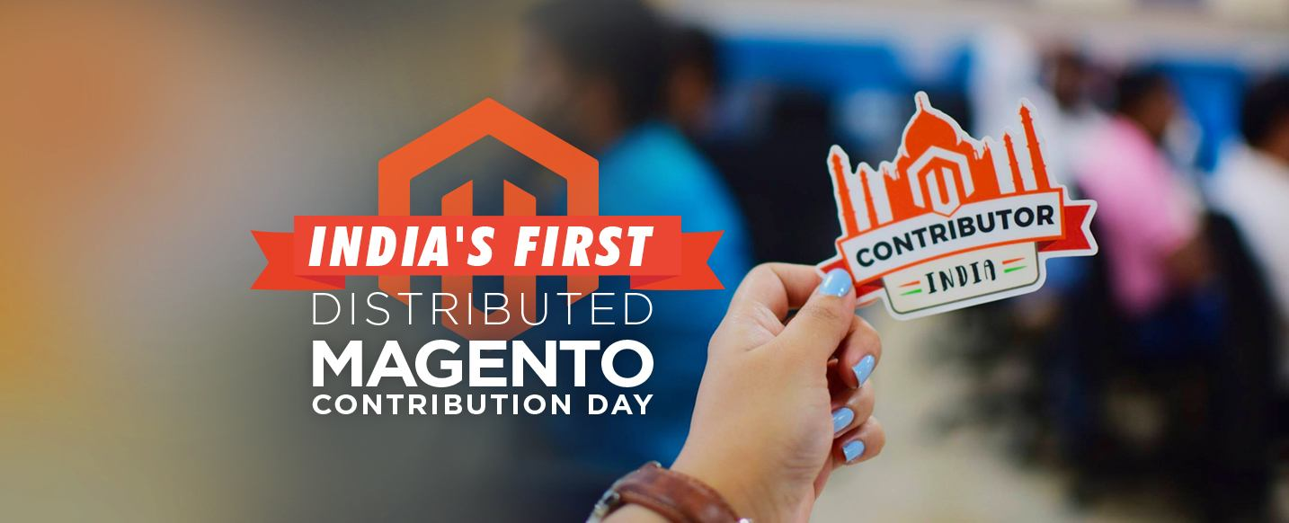 India-First-Distributed-Magento-Contribution-Day-2018