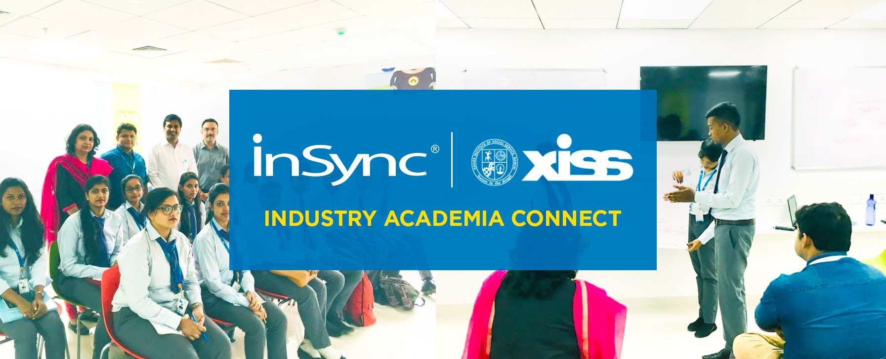 xiss industry academia connect