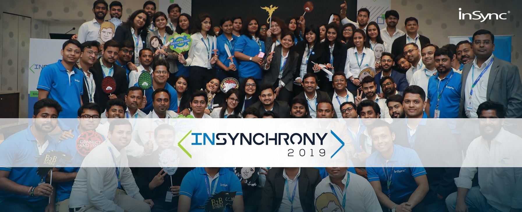 All You Need To Know About InSynchrony 2019