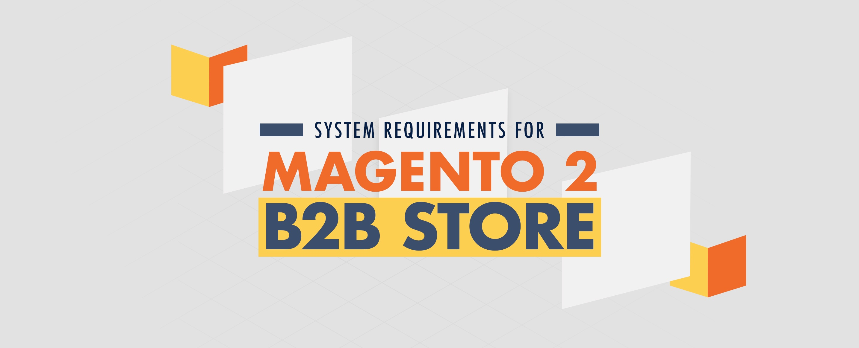 System-Requirements-for-Magento-2-B2B-Store