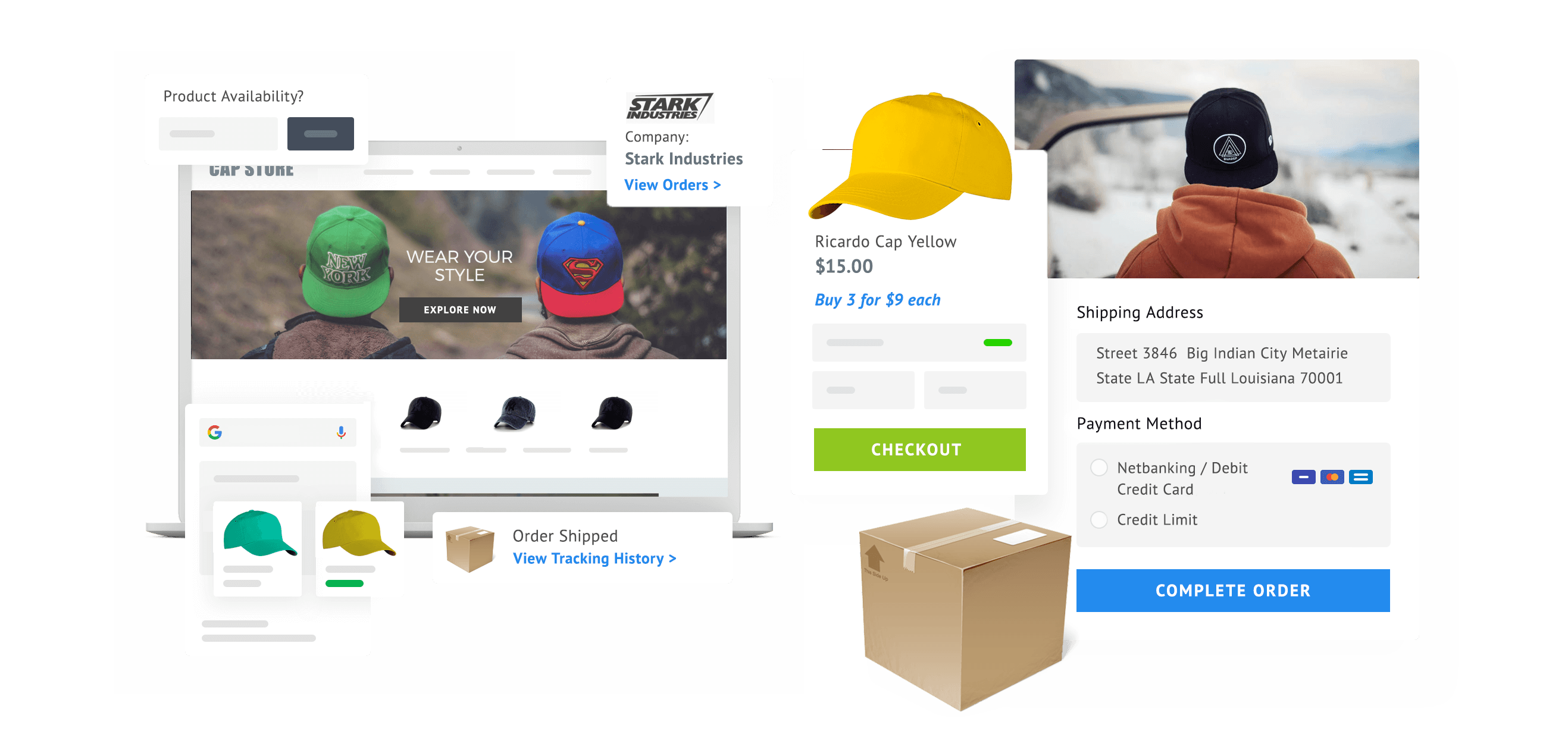 b2b-ecommerce-features