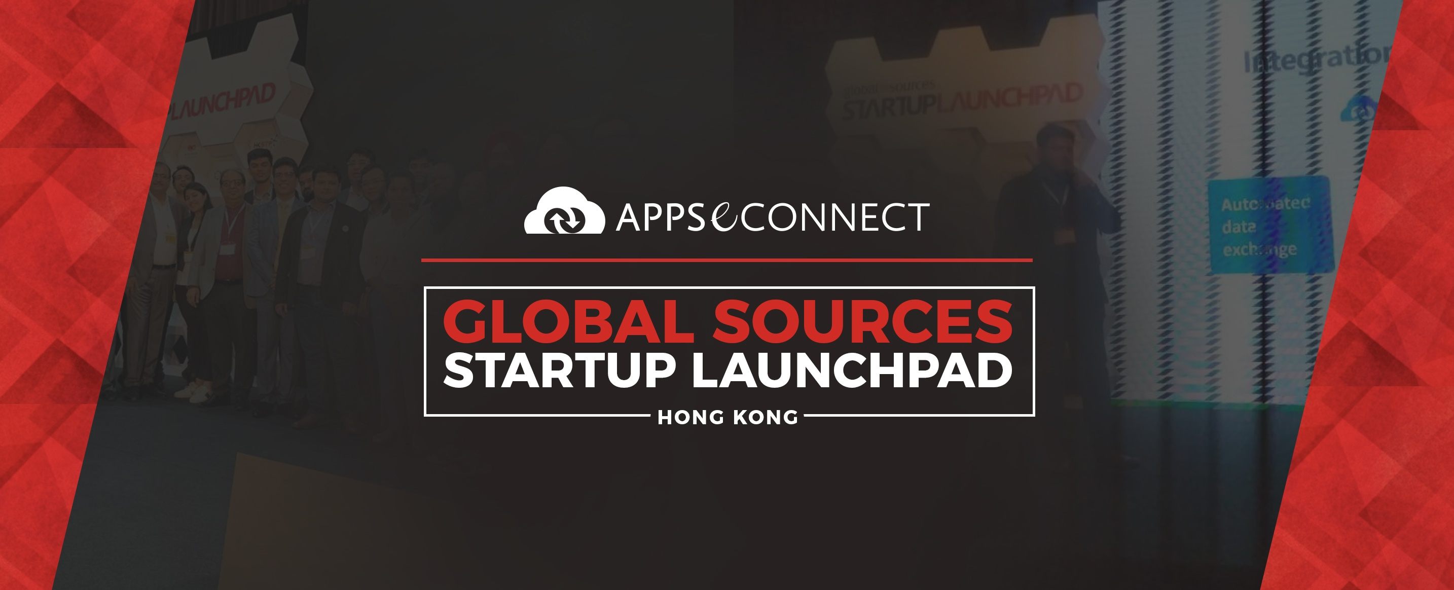 InSync Exhibited at Global Sources Startup Launchpad – Hong Kong