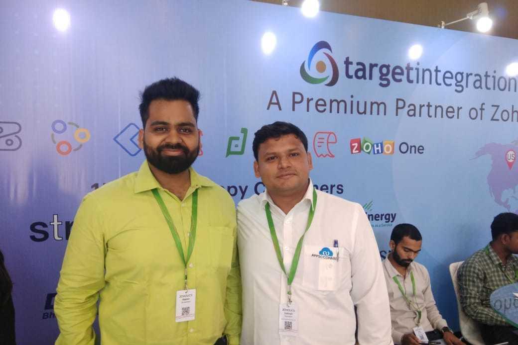 zoho-partner-target-integration