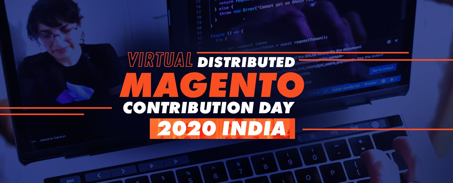 Distributed Magento Contribution Day 2020 India Online