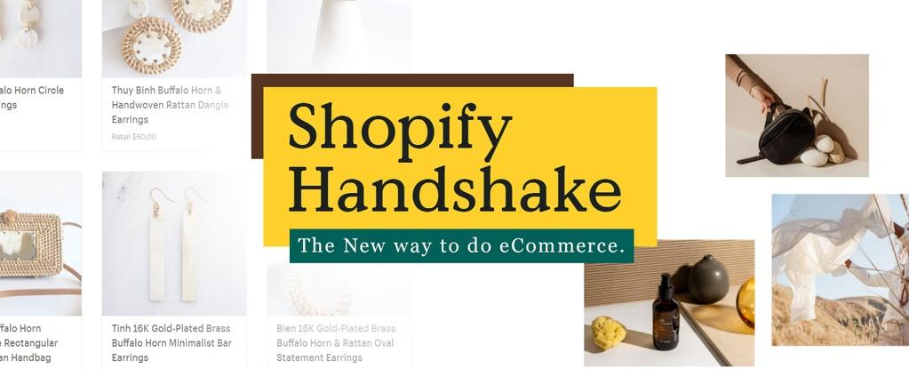 Shopify Handshake