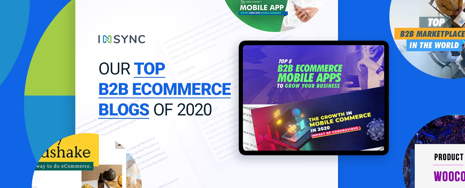 Our Top B2B Ecommerce Blogs of 2020