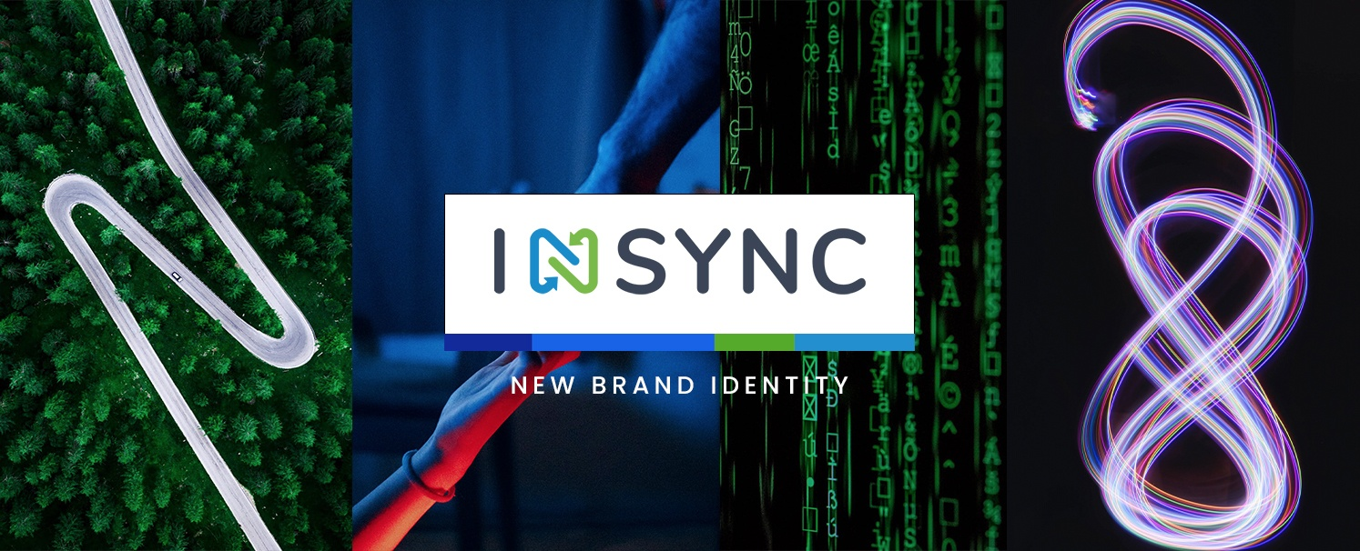 INSYNC emerges with a new Brand Identity – Inspired By Connections