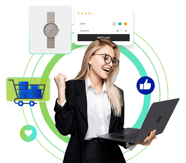 B2BeCONNECT B2B eCommerce Extension