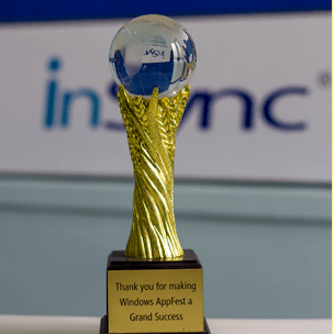Windows Appfest Award