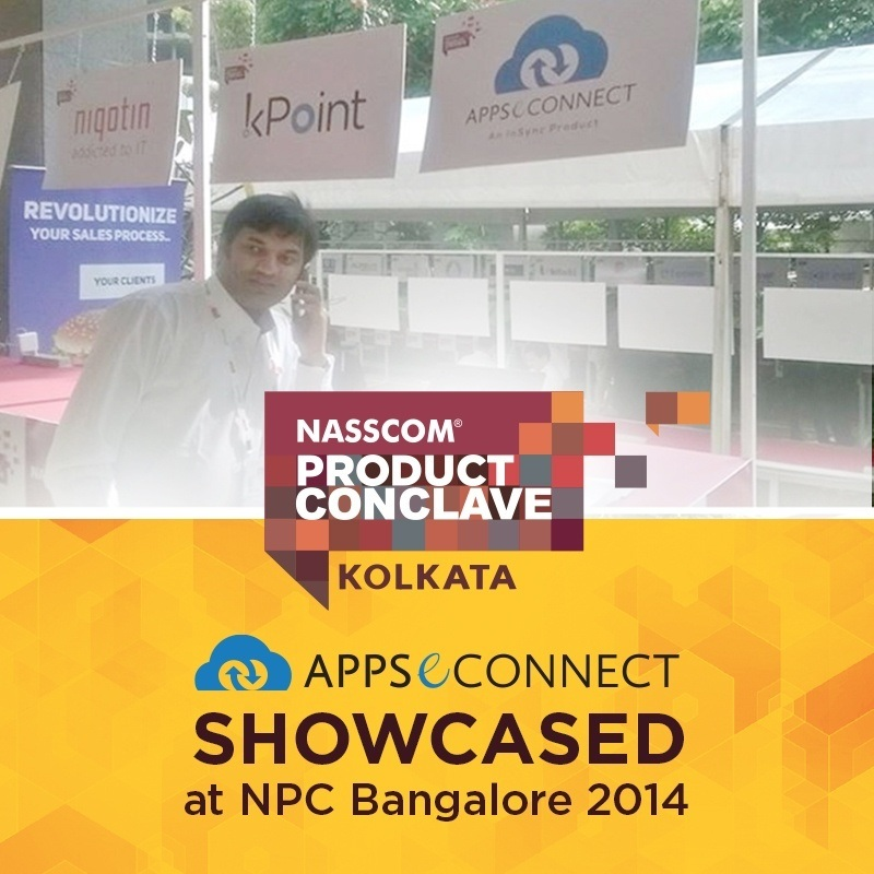 APPSeCONNECT Showcased at NPC Bangalore 2014