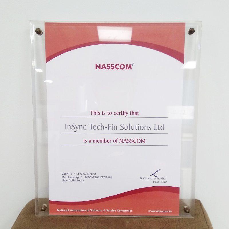 Member of NASSCOM
