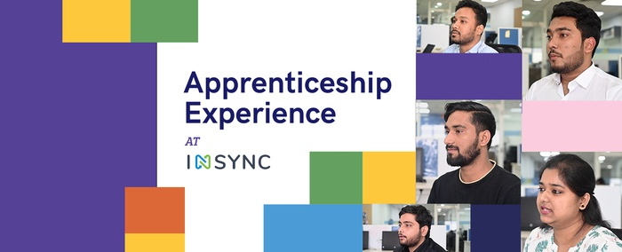 Apprenticeship Training Experience at INSYNC | On-the-job training at Workplace