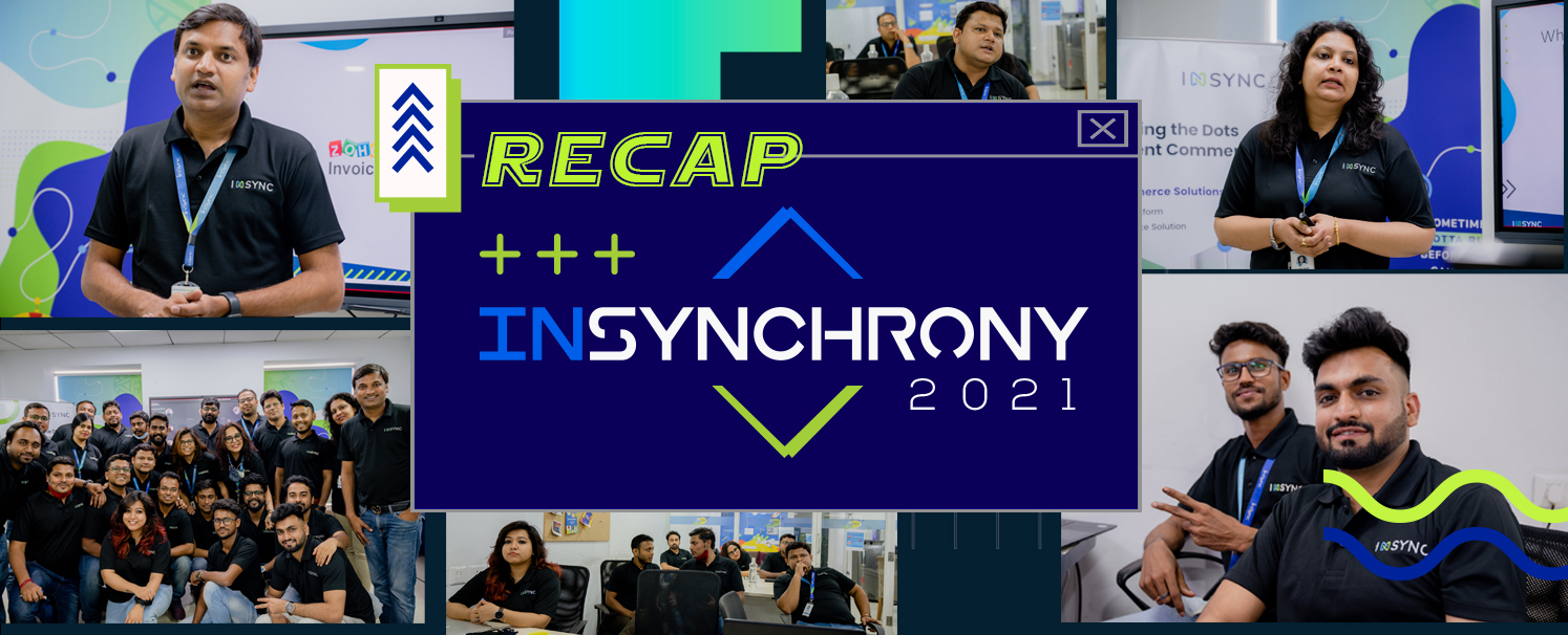 Insynchrony 2021 – Our Hybrid Annual Dashboard