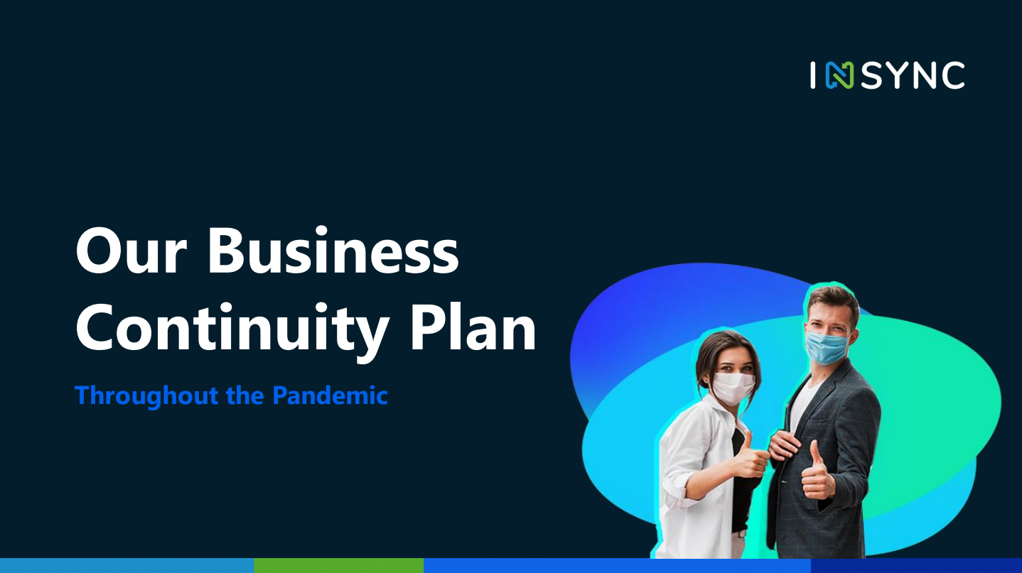 INSYNC Business Continuity Plan