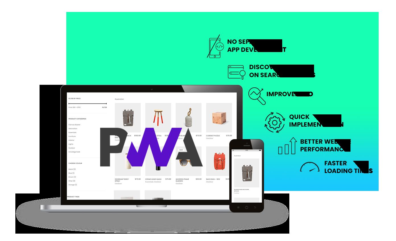 PWA INSYNC Commerce